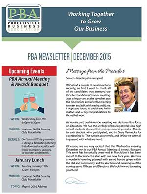 business news Purcellville