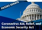 Employer and Individual tax provisions of the Coronavirus Aid, Relief, and Economic Security Act (CARES Act)